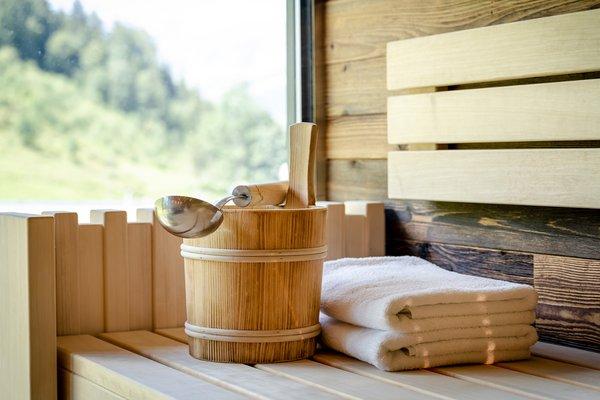 Sauna Sommer Kuebel