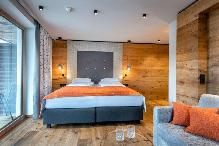 Suite Relaxzeit Doppelbett
