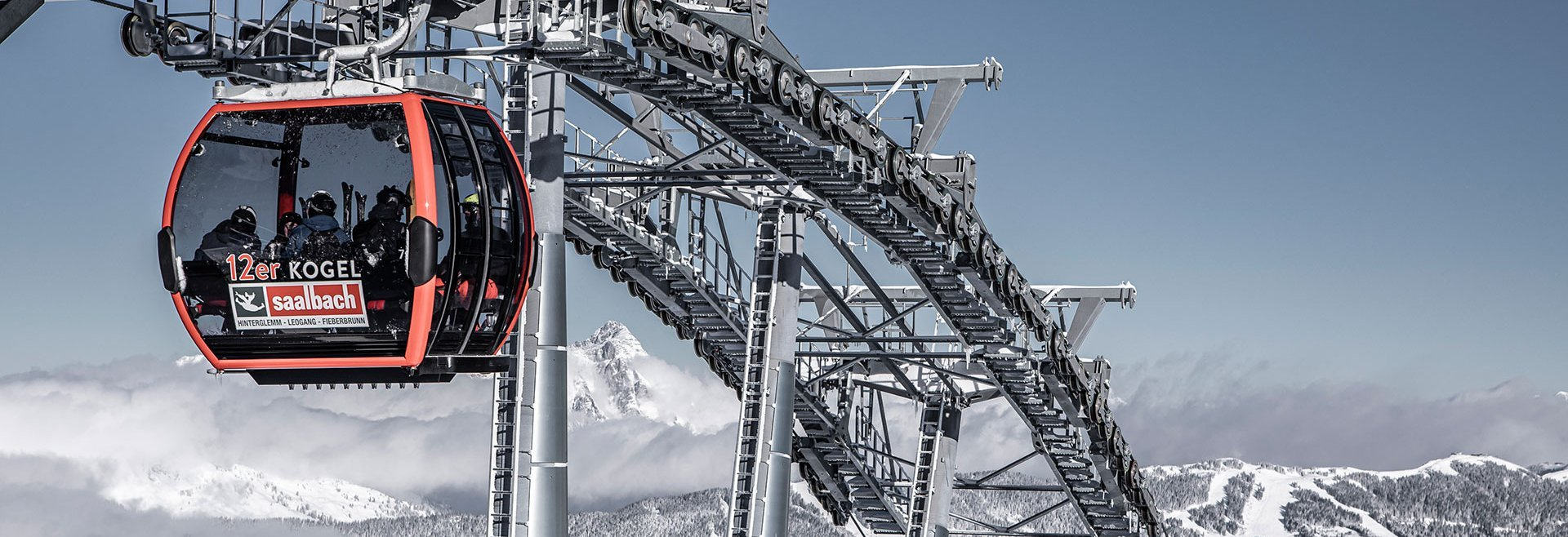 12er Kogel gondola lift