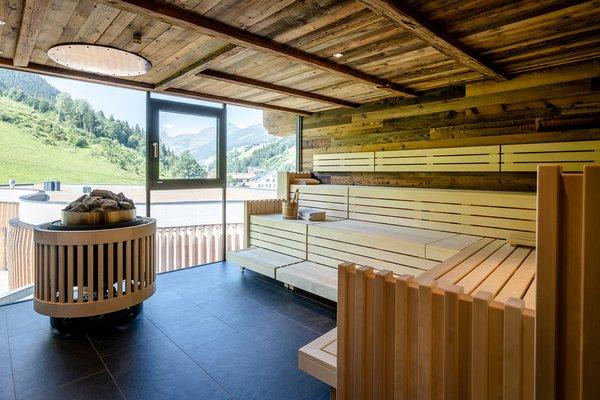 Sauna Sommer