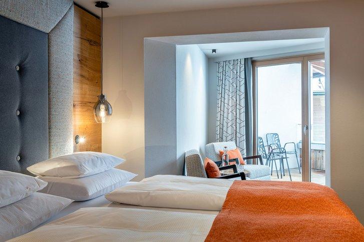 Junior suite Traumzeit interior view
