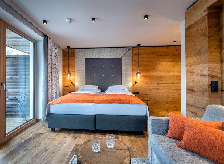 Suite Relaxzeit Innenansicht