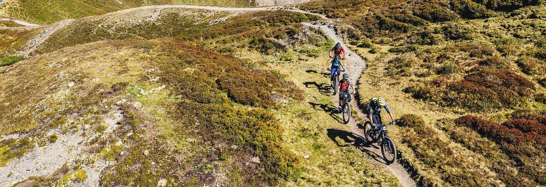 MTB Trail Saalbach Hinterglemm