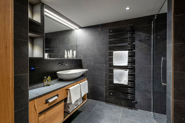 Double room Naturzeit bath