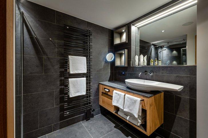 Junior suite Traumzeit bath