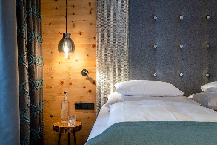 Family suite Genusszeit double bed