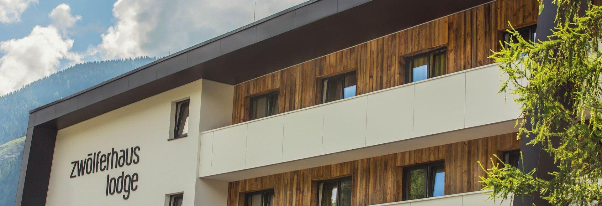 Mitarbeiterhaus Zwölferhaus Lodge